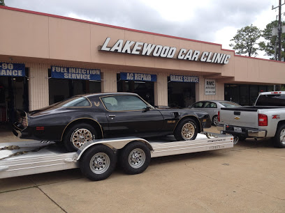 Lakewood Car Clinic & Collision Center