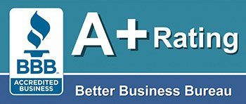 Image of: Better Business Bureau logo for Sharper Edge Engines, seller of used transmissions and other vehicle parts.