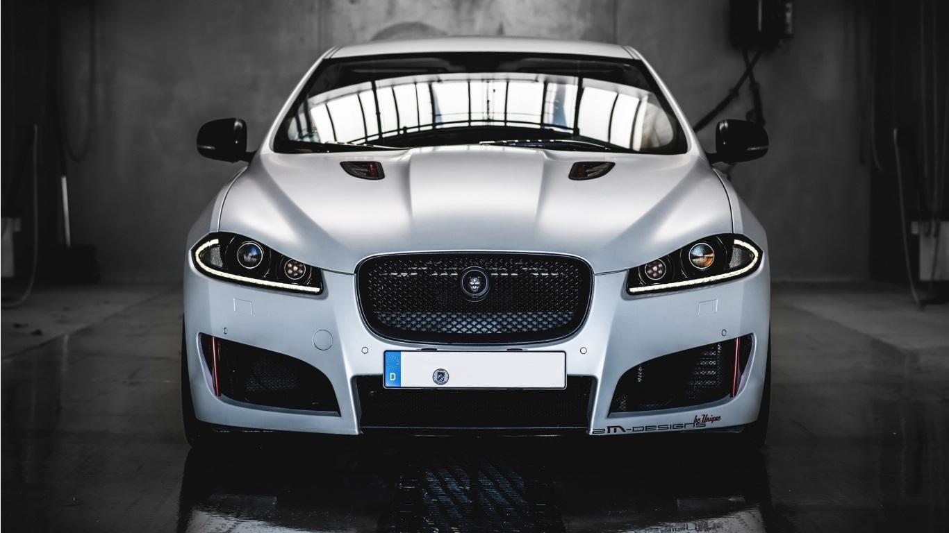 Remanufactured Jaguar Engines