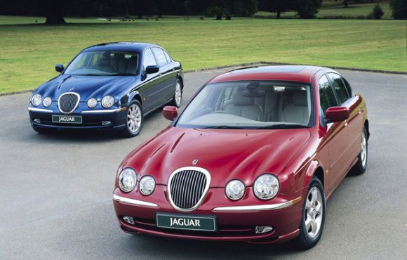 Used Jaguar S Type Engines