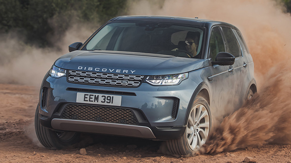 Used Land Rover Discovery Engines