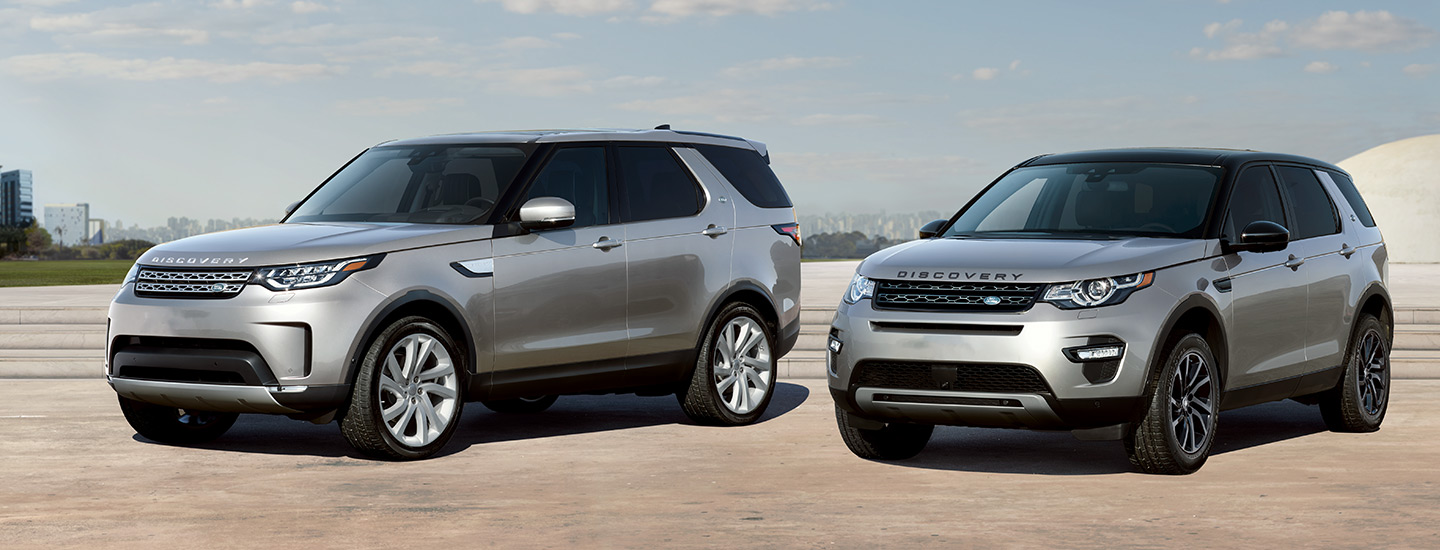 Used Land Rover Discovery Sport Engines