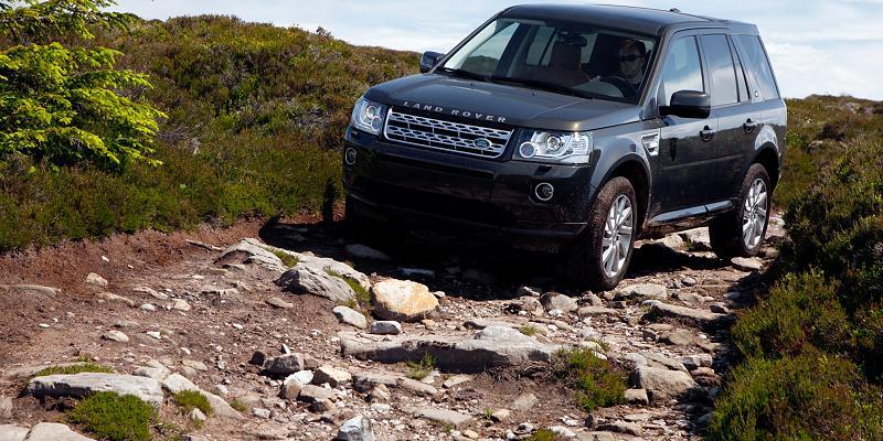 Used Land Rover Freelander Engines